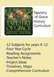 tapestry of grace homeschool history