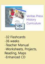 veritas press history curriculum