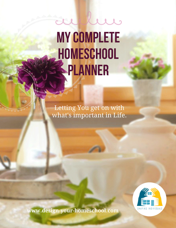 DIY Complete Homeschool Planner 2018-2019
