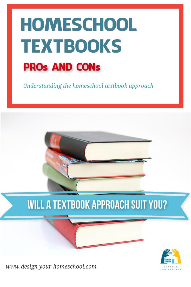 Homeschool Textbook Approach
