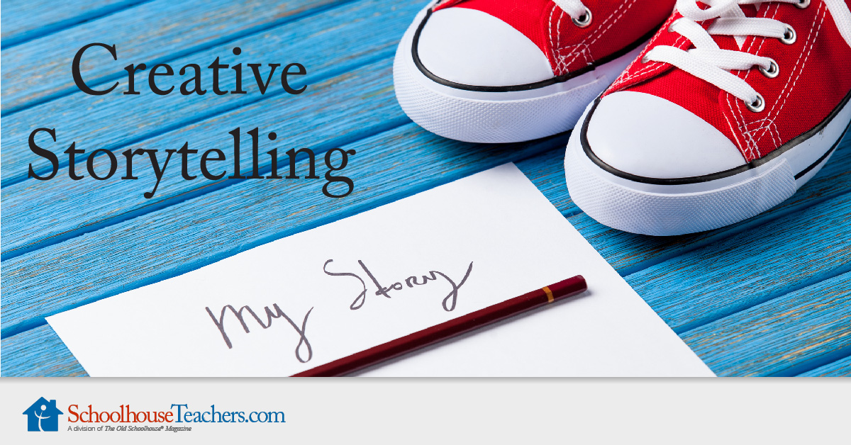 Creative Storytelling Course