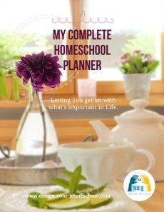 Complete Homeschool Planner 2018-2019