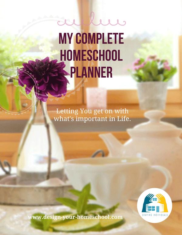 DIY Homeschool Planner - Your Complete Homeschool Planner