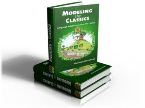 modeling the classics hobbit