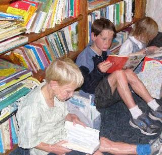 living books charlotte mason
