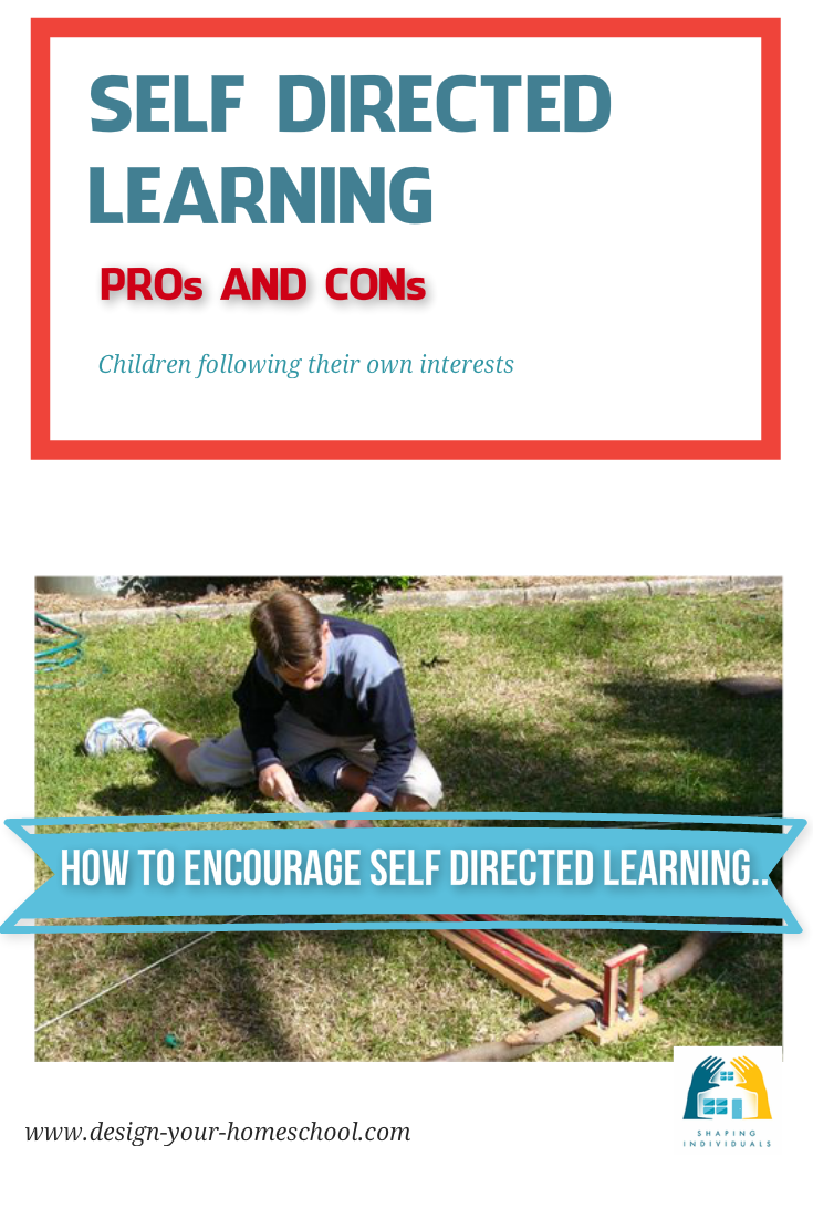 Learn about the self directed learning approach