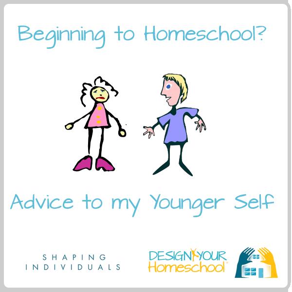 Advice for those beginning homeschooling