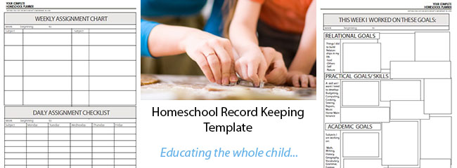 Homeschool record keeping best way to record all learning activities homeschool record keeping holistic approach maxwellsz