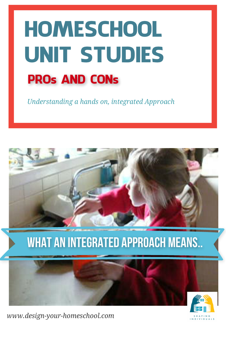 Homeschool Unit Study Topic Ideas