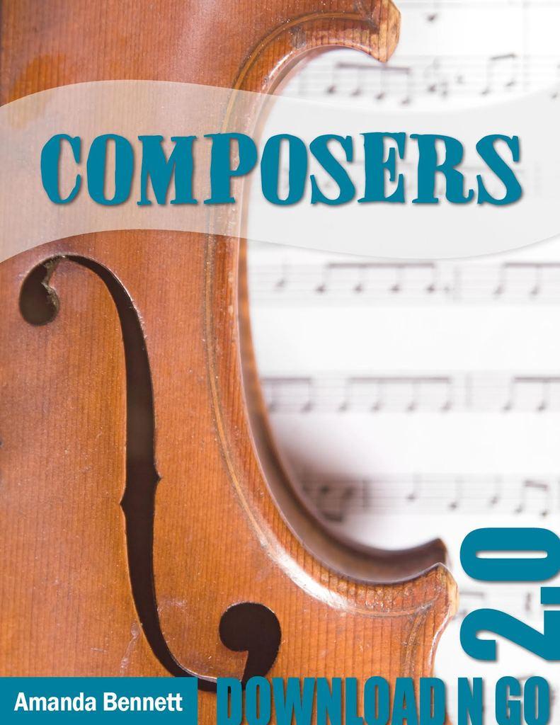 Amanda Bennett Unit Study Composers