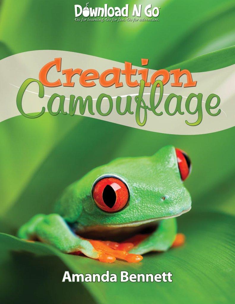 Amanda Bennett Unit Study Creation Camouflage