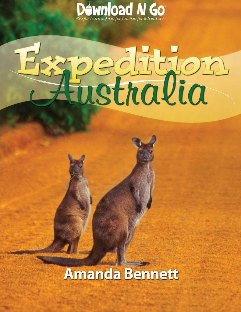 Amanda Bennett Unit Study Expedition Australia