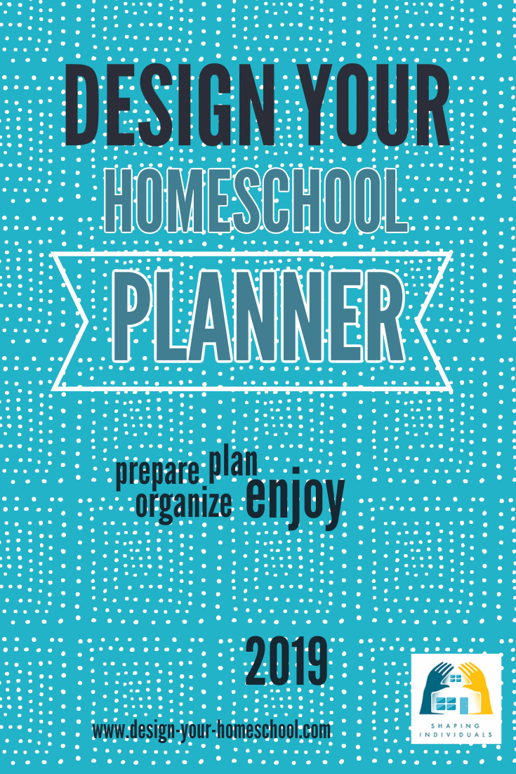 Homeschool Planner Organizer For Day To Day 2019