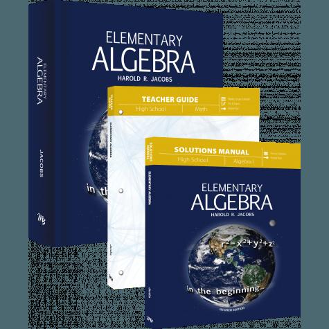 Harold Jacobs Algebra
