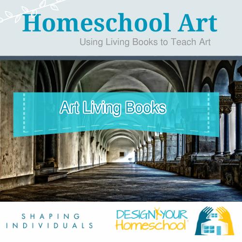 Homeschool Art Living Books - Trade and Empire time period