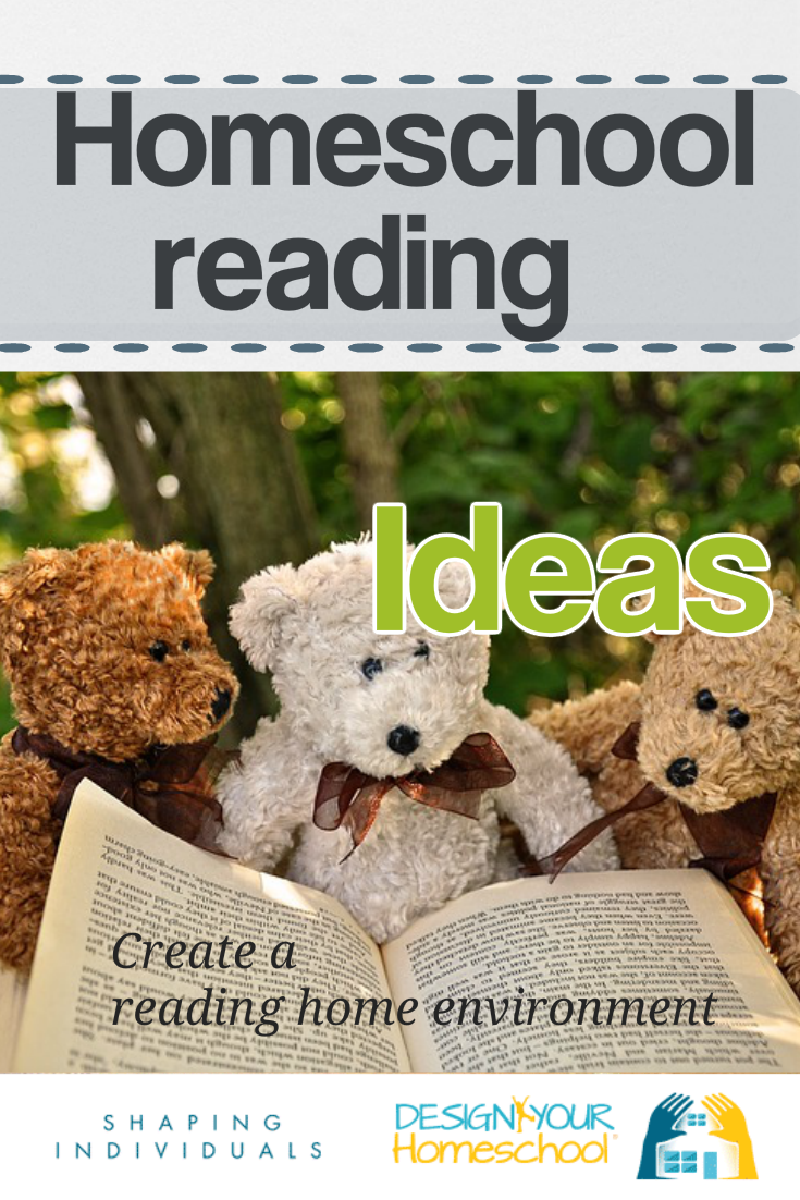 Homeschool Reading - Helpful ideas and resources to help you teach reading in your home