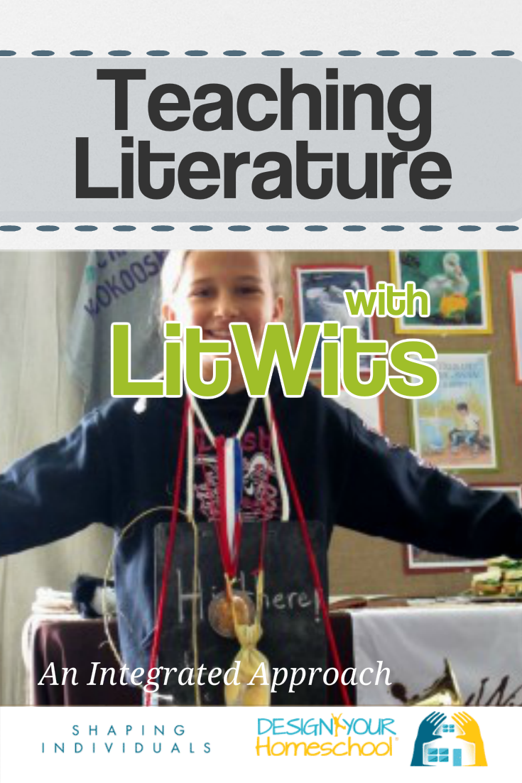 Teaching Literature in your homeschool