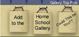 homeschool gallery
