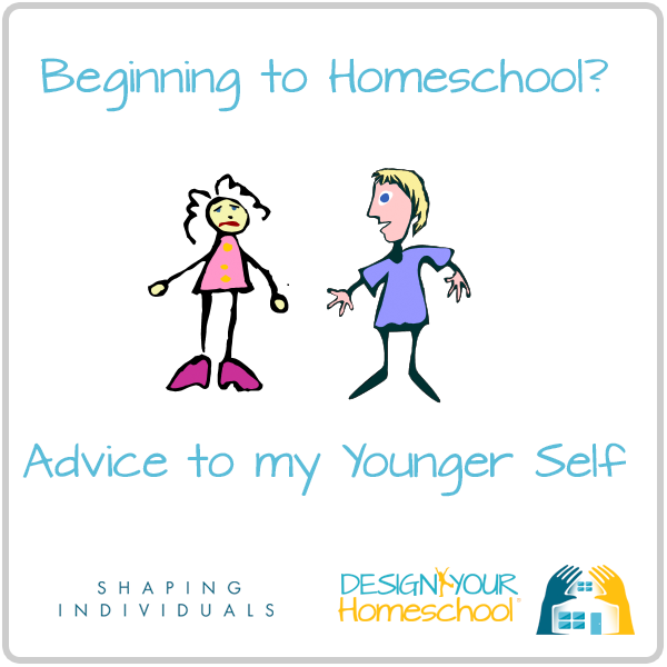 Advice for those beginning homeschooling
