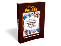 aesops fables bundle of sticks