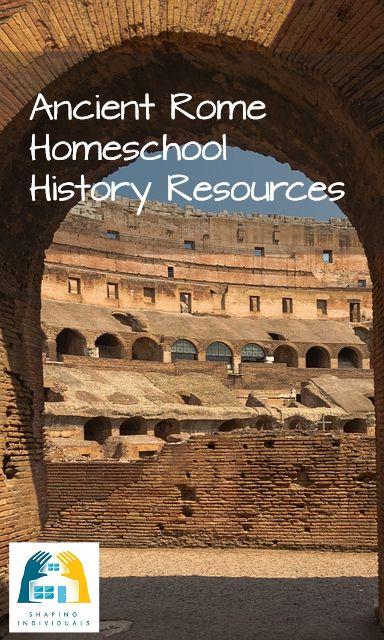 Homeschool History Ancient Rome
