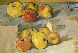 Apples, Paul Cézanne