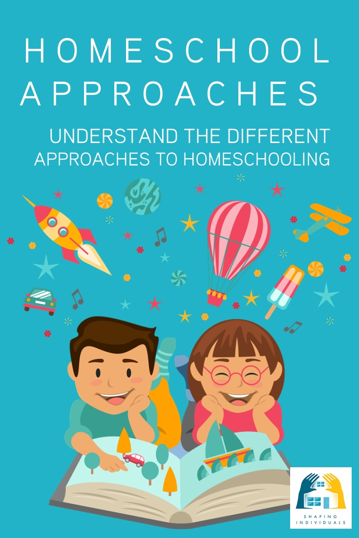 Find your Homeschooling Approach by using this set of questions;