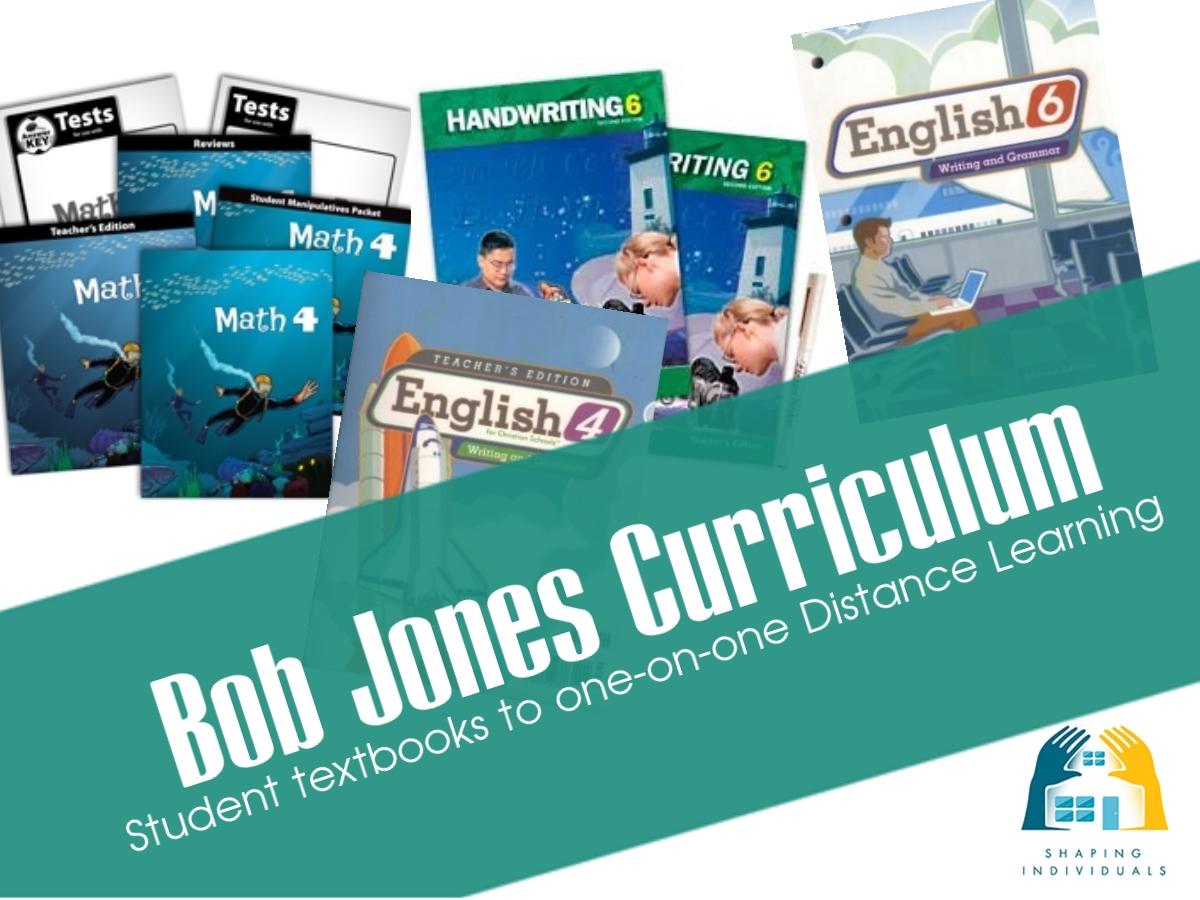 Bob Jones Homeschool Curriculum - BJU Press