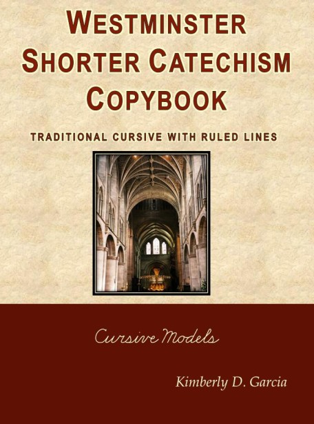 graphic regarding Westminster Shorter Catechism Printable titled Handwriting Teach Sheets - totally free handwriting worksheets