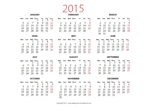 2015 calendar printable landscape new calendar template site for 2015 yearly calendar template in landscape format