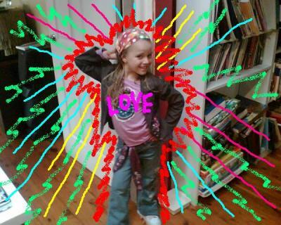 Sparkling princess