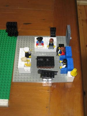 First Lego Club Challenge