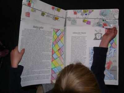 Reformation History Notebook