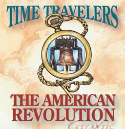 time travelers homeschool history series