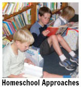 Homeschool Approach