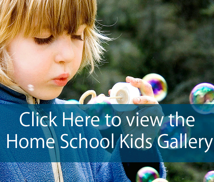 Click here to see the Home School Kids Gallery
