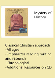 mystery of history homeschool history curriculum