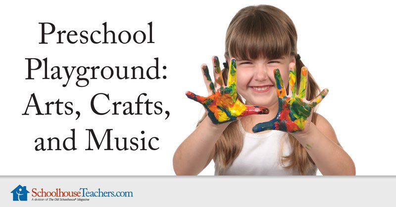 Preschool Art and Crafts Courses