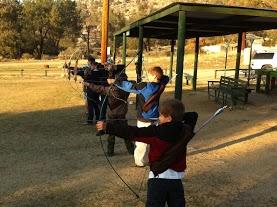 Archery as a Family