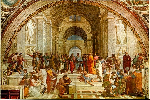 The ancient Greeks and the importance of education