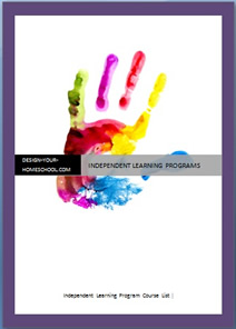 Individualized Learning Program - independent learning courses