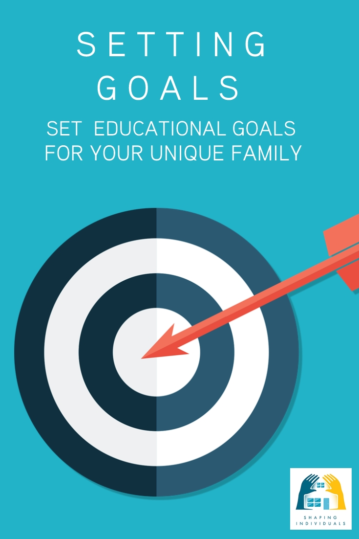 setting homeschool goals - design-your-homeschool.com