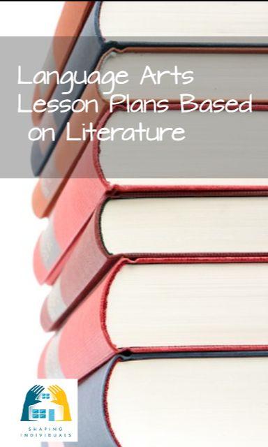 Language Arts Lesson Plans Through Literature