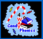 candy 4way phonics