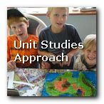 unit study approach to homeschooling