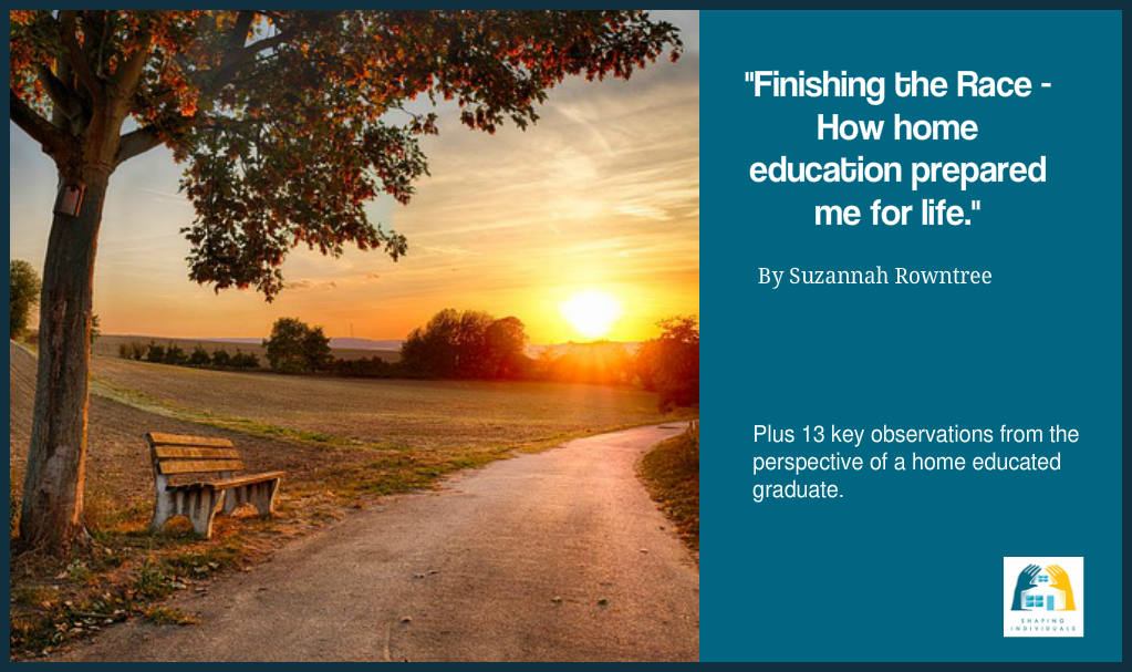 Finishing Home education