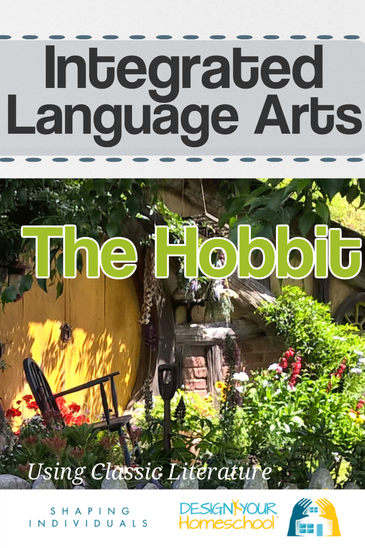 Integrated Language Arts Lessons using The Hobbit - Modeling the Classics