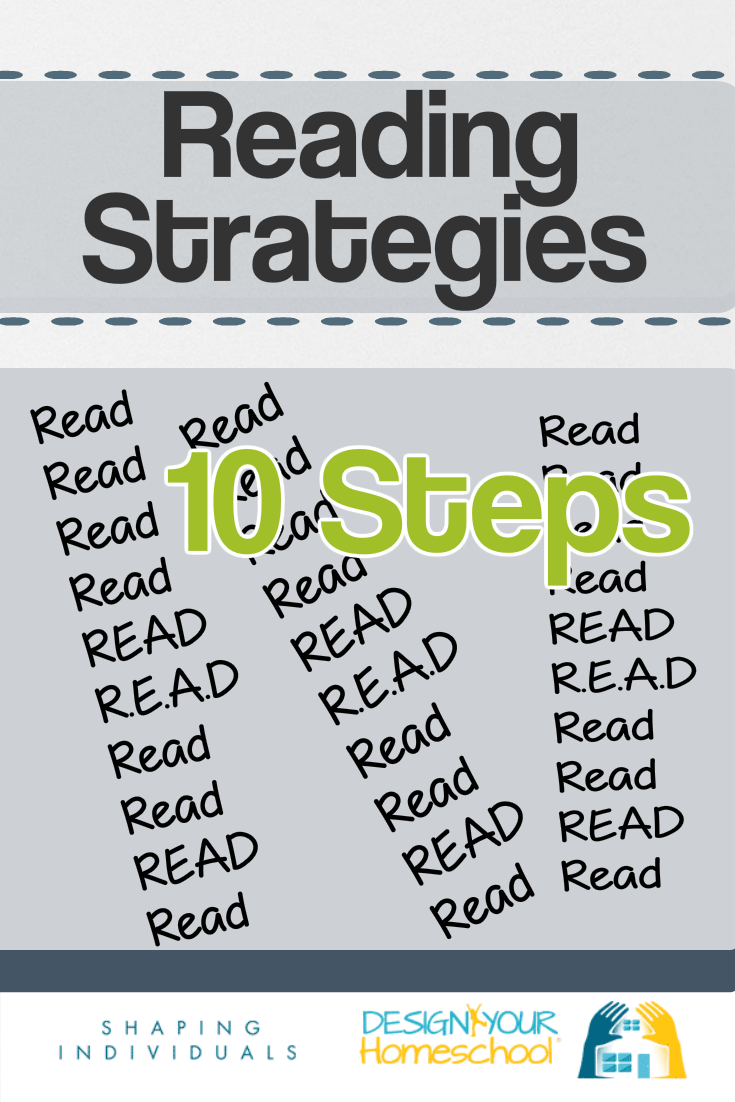 Top 10 Homeschool Reading Strategies to develop lifelong readers