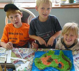 homeschool unit studies - geography