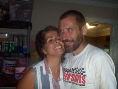 Me and my hubby (Paul) of 23 years!